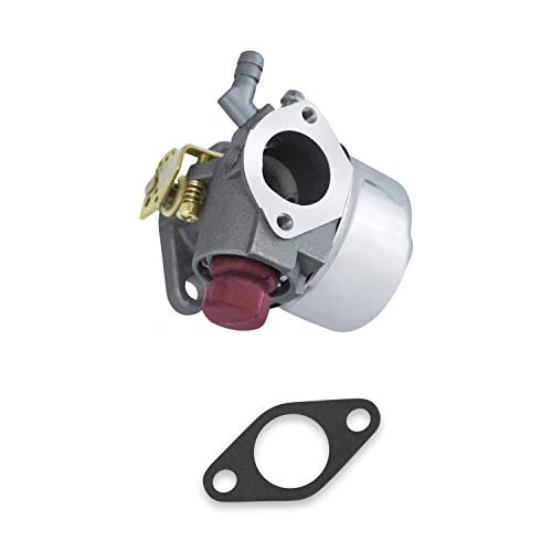Everest Carburetor 640025C fits some 5-6.5hp Tecumseh HOR OHV engines, air port on top, aftermatrket (Five Main Components Of A Fuel Supply System)
