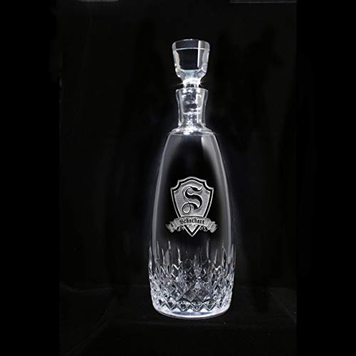 Lismore Decanters (Waterford Crystal Lismore Essence Decanter with Stopper)