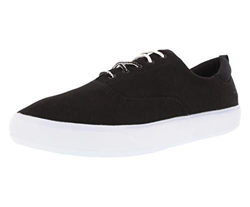 Skechers Men's GOvulc 2 Sneaker,Black/White,US 12.5 - Skechers Smooth Premium Leather