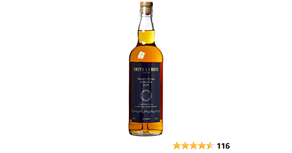 Smith & Cross Smith & Cross Traditional Jamaica Rum 57% Vol. 0,7L - 700 ml
