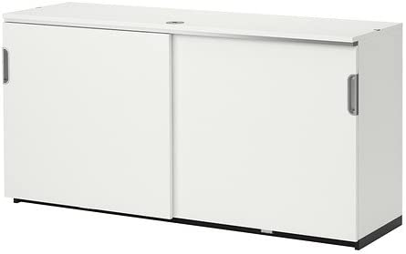IKEA armario con puertas correderas, color blanco 628.11265.382: Amazon.es: Bricolaje y herramientas