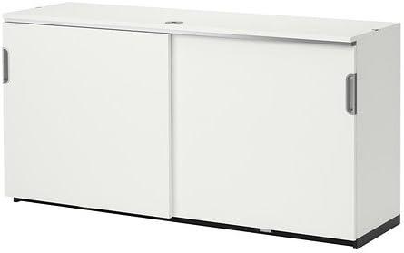 IKEA armario con puertas correderas, color blanco 628.11265.382 ...
