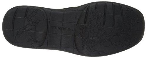 Merrell Mens World Vue Moc Suede Sneaker Nero