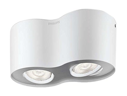 Philips myLiving Phase - Foco, LED, iluminación interior, 2 ...