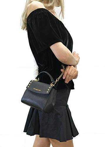 83071b819582 Jual Michael Kors Karla Mini Convertible Saffiano Leather Crossbody ...