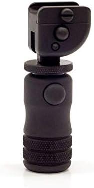 Accu-Shot Precision Rail Monopod-PRM with Quick Knob Black BT12-QK 3.75-4.65in