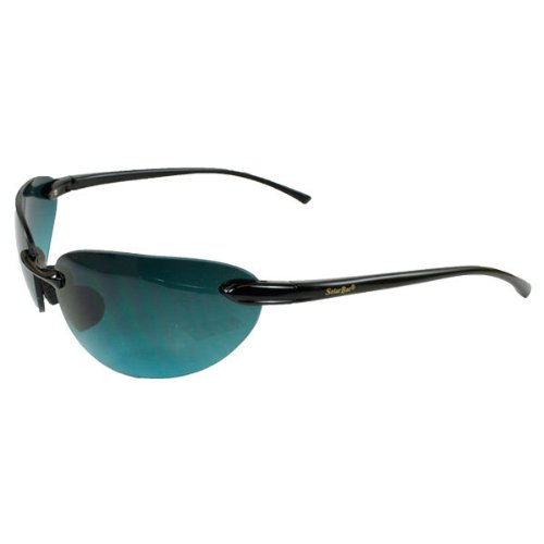 SOLAR BAT Leverage Elite Brazilian Black Sunglasse () ()