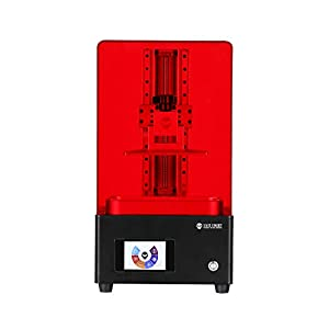 "SainSmart X-Cube 3 LCD SLA 3D Printer Wi-Fi Control Innovation with 3.5'' Smart Touch Color Screen, Build Volume 4.7"" x 2.4"" x 7.9"" by SainSmart"