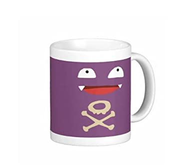 15 ounce koffing face coffee mug