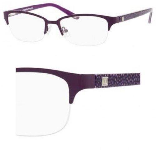 Liz Claiborne - Monture de lunettes - Femme améthyste