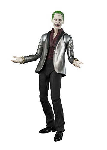 Bandai Tamashii Nations S.H. Figuarts The Joker Suicide Squad Action Figure from Tamashii Nations