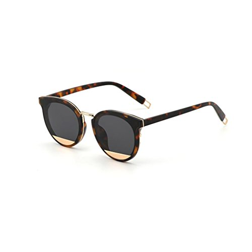 Color Frame Gafas Glasses Harajuku Movement de Drive Style 2 Vintage Metal QZ Sol Anti HOME UV400 Light Moda Polarized 1 q8Sw66xTg5