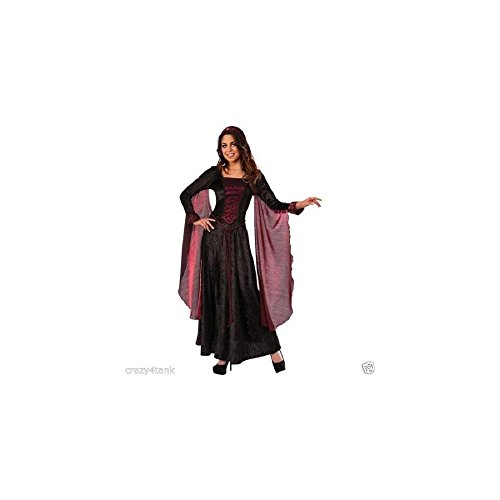 Rubie's Burgundy Lady Adult Halloween Costume, Size: Large 12/14 88302]()