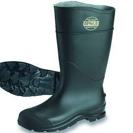 Radnor by Honeywell Size 11 Radnor Black 14'' PVC Boots (3 Pairs)