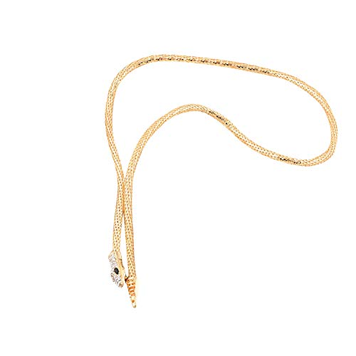 Topsair Stylish Personality Snake Necklace can be Used as a Waist Chain