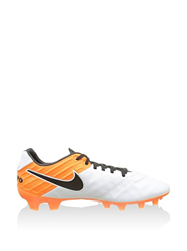 Foot Orange White Tiempo Nike Homme Chaussures Black total II de FG Blanco Legacy rYOaq7nY