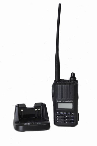 Icom Original IC-T70A 144/440 MHz Dual Band Handheld Transceiver - 5 Watts