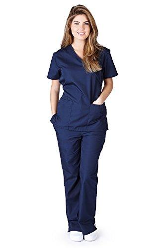 Natural Uniforms Womens Mock Scrub product image