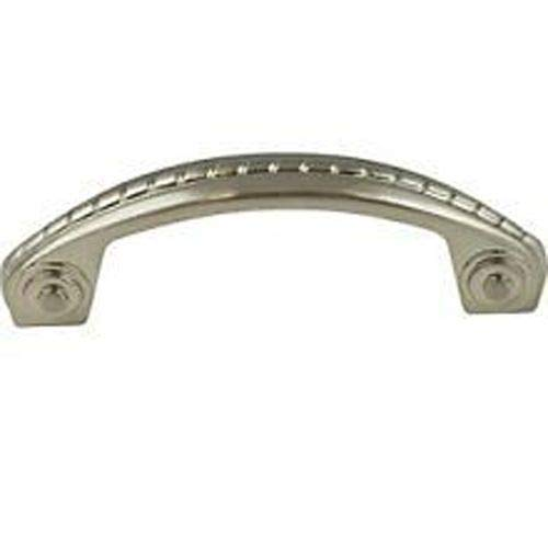 Cabinet Knobs & Pulls Arch Rope Cabinet Hardware Pull Satin Nickel 3