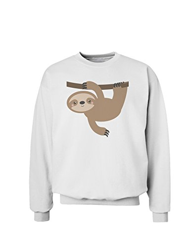 Tooloud Cute Hanging Sloth Sweatshirt -