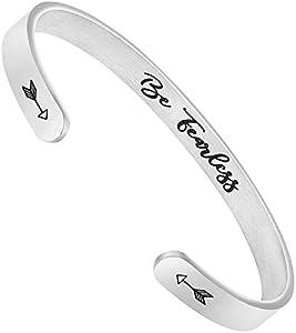 Amazon Giveaway BGAFLOVE Inspirational Bracelet Cuff...