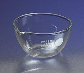Corning Dish, Pyrex, Evaporating, 140ml (Shelf Pack of 3)