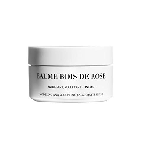 Leonor Greyl Paris Baume Bois de Rose – Styling and Sculpting Balm for Hair, 1.7 oz.