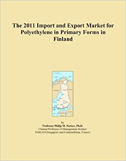 The 2011 Import and Export Market for Polyethylene in Primary Forms in Finland