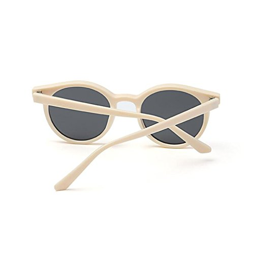 1 Vintage Anti Polarized UV400 Movimiento Light Metal Espejo HOME Decorativo Beach 2 Color Ultralight de Sol Gafas QZ qTgxOz