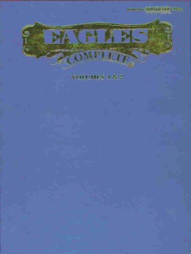Eagles -- Complete (Boxed Set), Vol 1 & 2: Authentic Guitar TAB (Boxed Set) (Book (Boxed Set)) (v. 1 & 2)