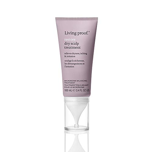 - LIVING PROOF Restore Dry Scalp Treatment 3.4 Ounce