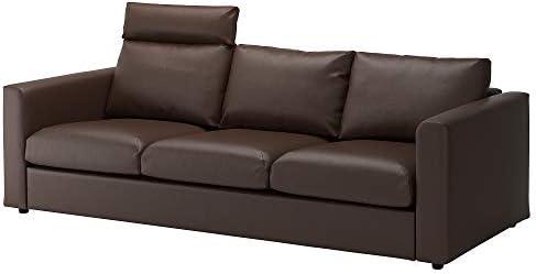 Amazon.com: IKEA.. 192.566.37 Sofá Vimle, con reposacabezas ...