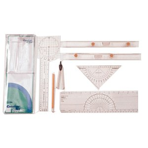 Course Protractor (Davis Charting Kit - Complete)