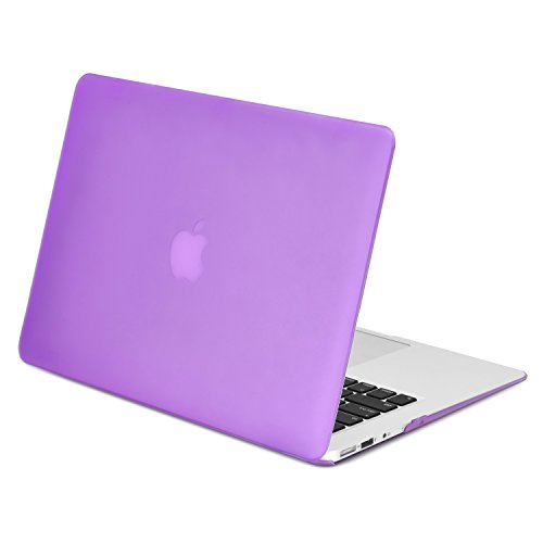 TopCase Rubberized Cover Macbook Purple
