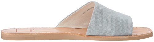Denim Women's Lt Vita CATO Blue Sandal Slide Dolce Oz8xw