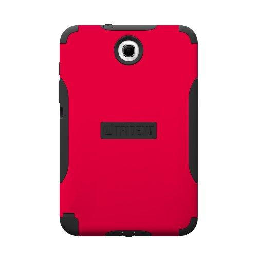 Trident TABLET Case Aegis Series for Samsung Note 8 (Red) (Survivor Case For Samsung Tab 3)