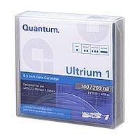 Quantum LTO ULTRIUM 1 TAPE CARTRIDGE ( MR-L1MQN-01 ) by Quantum Eide