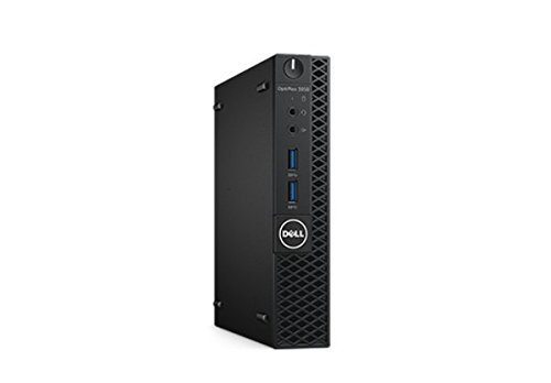 OPTIPLEX 3050 MFF I3-7100 4GB -  Dell, 1XV9V