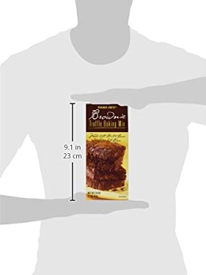Trader Joe's Brownie Truffle Baking Mix made with Dutch Cocoa & Chocolate Chips