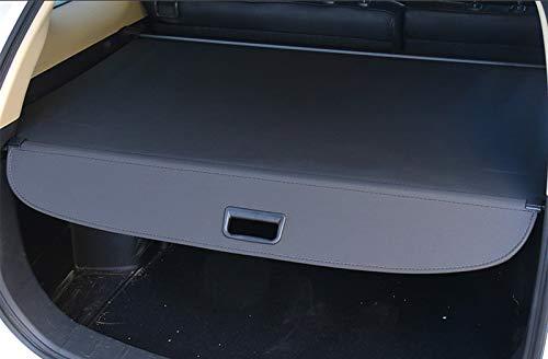2012/pour Accessoire Auto Haute s/écurit/é Flying Shield Accessoires Noir arri/ère Trunk Cargo Bagages S/écurit/é S/écurit/é Shield Abat-Jour Coque Trim 1/pcs pour Mitsubishi Outlander 2007