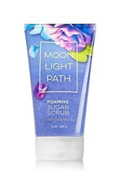 Bath & Body Works Foaming Sugar Scrub Moonlight Path 8 Oz