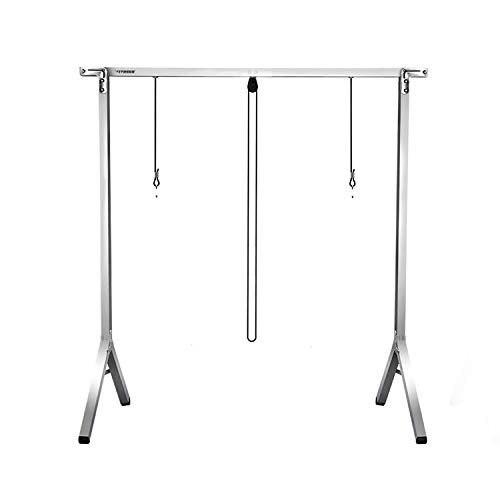 VIVOSUN T5 2 Feet Foldable Grow Light Stand Rack for Seed Starting Plant Growing (Stand, No Bulb Included)