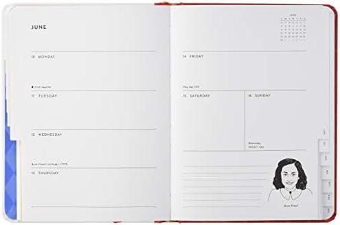 Bibliophile 2019 12-Month Planner: Jane Mount: 9781452167220 ...
