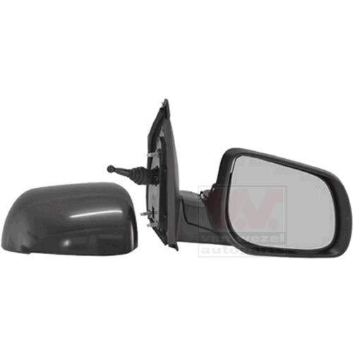 Van Wezel 8314814/Manual Wing Mirror Glass Right