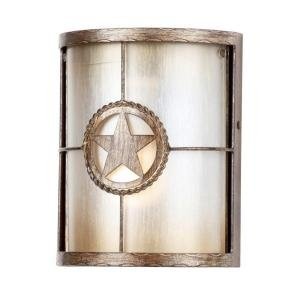 Lone Star Outdoor Wall Light - 8