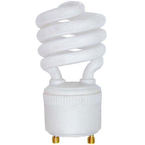 (Energy Miser FE-IISG-14W-41K - 14 Watt CFL Light Bulb - Compact Fluorescent - 60 W Equal - 4100K Cool White - - GU24)