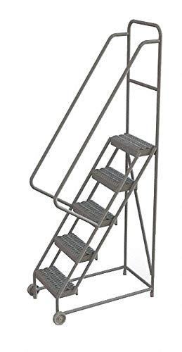 Tri-Arc KDTF105162 - Tilt and Roll Ladder 5 Step Serrated