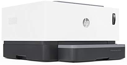 HP Neverstop Laser Printer 1001nw, Wireless Laser with Cartridge-Free Monochrome-Toner-Tank (5HG80A)