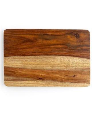 Martha Stewart Collection Sheesham Wood Cutting Board
