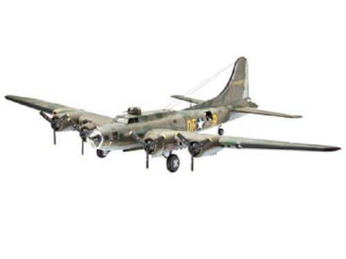 Revell of Germany B-17F Memphis Belle Plastic Model